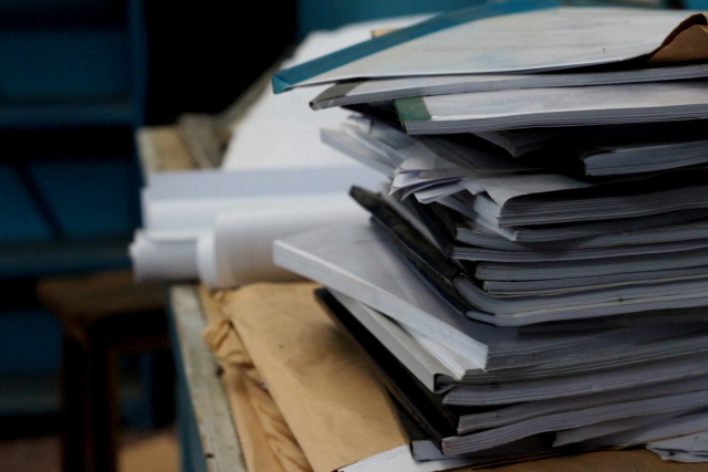 添付書類様式が統一されます